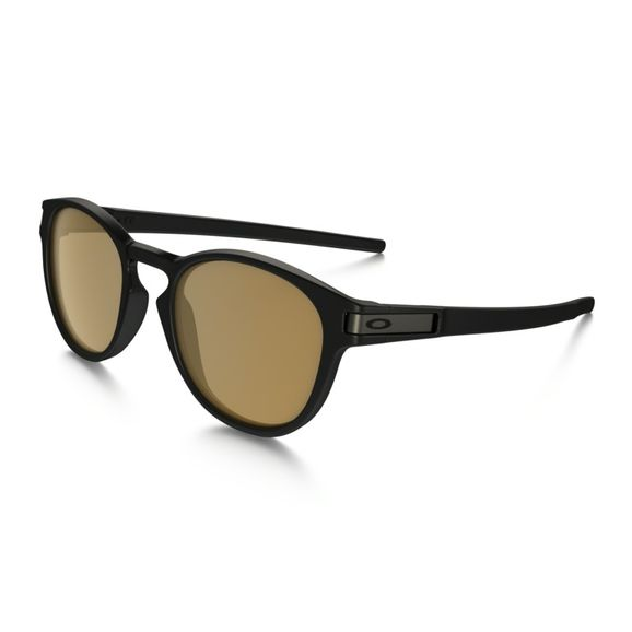 Oculos-Oakley-Latch-Matte-Black-Bronze-Polarizado
