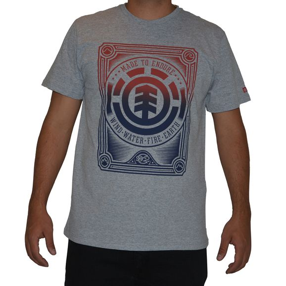 Camiseta-Element-estampada-