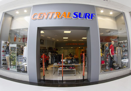 Foto 1 da Filial Shopping Bonsucesso da Central Surf