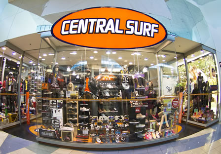 Foto 1 da Filial Shopping Internacional de Guarulhos da Central Surf