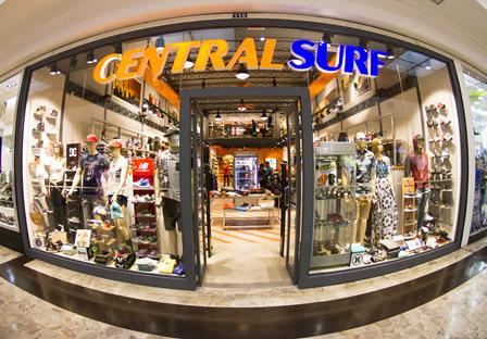 Foto 1 da Filial Shopping Interlagos da Central Surf