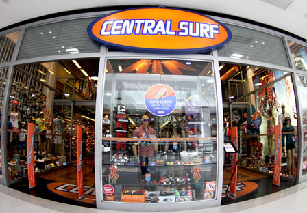 Foto 1 da Filial Shopping Itaquera da Central Surf