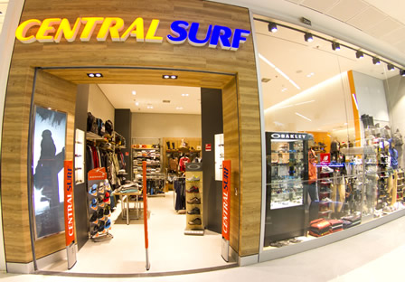 Foto 1 da Filial Shopping Santana Parque da Central Surf