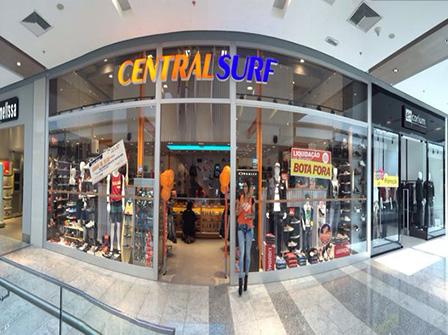 Foto 1 da Filial Shopping Tietê Plaza da Central Surf