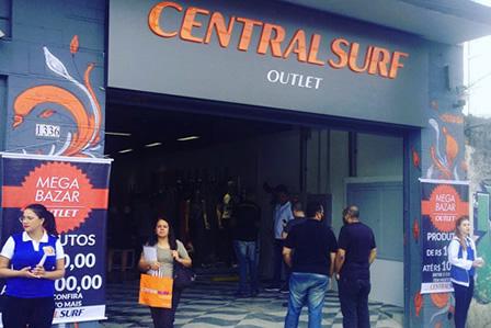 Foto 1 da Filial Voluntários da Central Surf