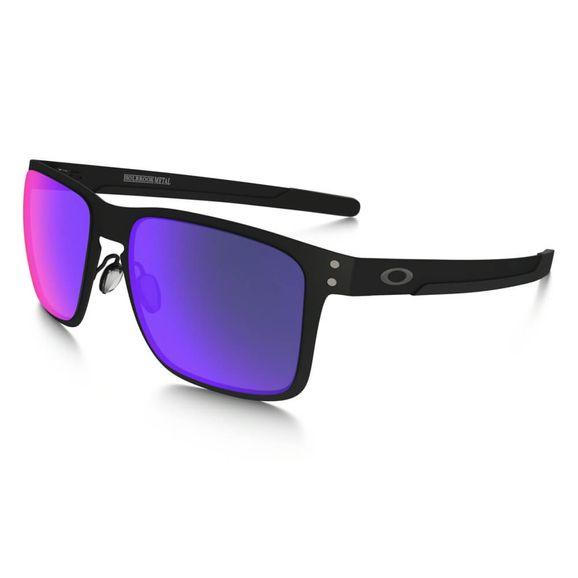 Oculos-Oakley-Holbrook-Metal-Matte-Black-Red-iridium
