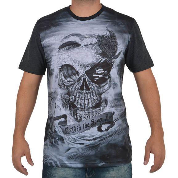 Camiseta-Especial-Lost-Pirate-Skull