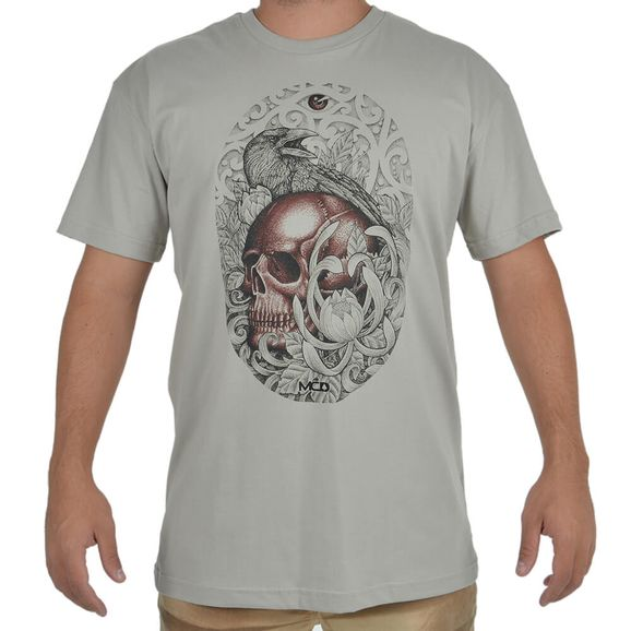 Camiseta-Mcd-Box-Fit-Skull-Crow