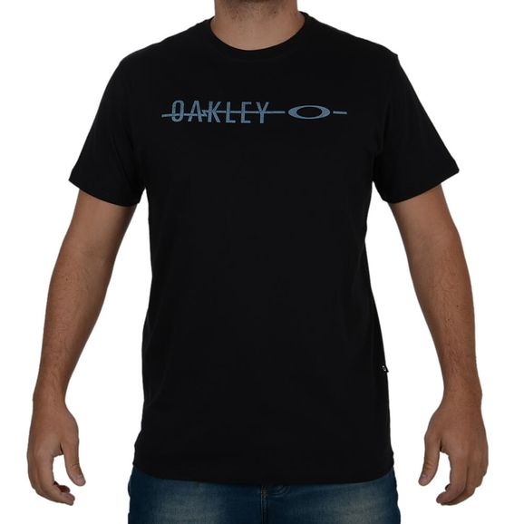 Camiseta-Oakley-Estampada
