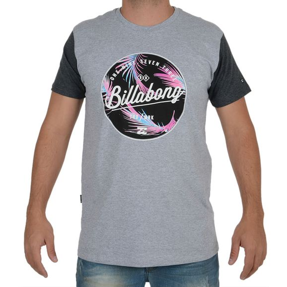 Camiseta-Billabong-Estampada