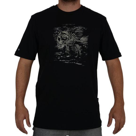 Camiseta-Lost-Estampada