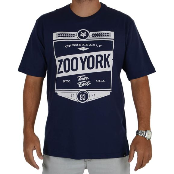 Camiseta-Zoo-York-Estampada