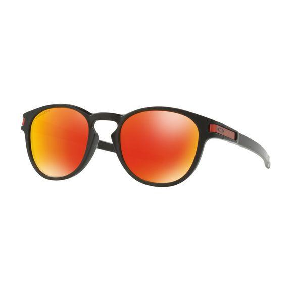 Oculos-Oakley-Latch-Matte-Black-W-prizm-Ruby-