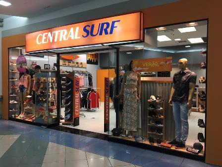 Foto 1 da Filial Shopping Internacional de Guarulhos da Central Surf loja 2