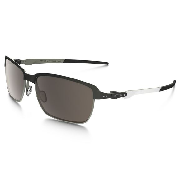 Óculos Oakley Tinfoil Matte Black Grey - Preto Fosco 9c0ba33703