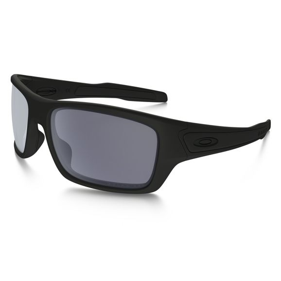 Oculos-Oakley-Turbine-Matte-Black-Grey-Polarizado