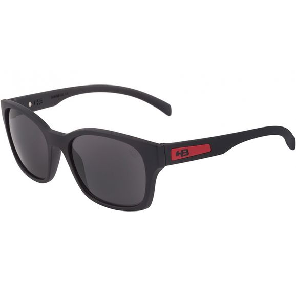Oculos-Hb-Drifta-Matte-Black-D-Red-Gray