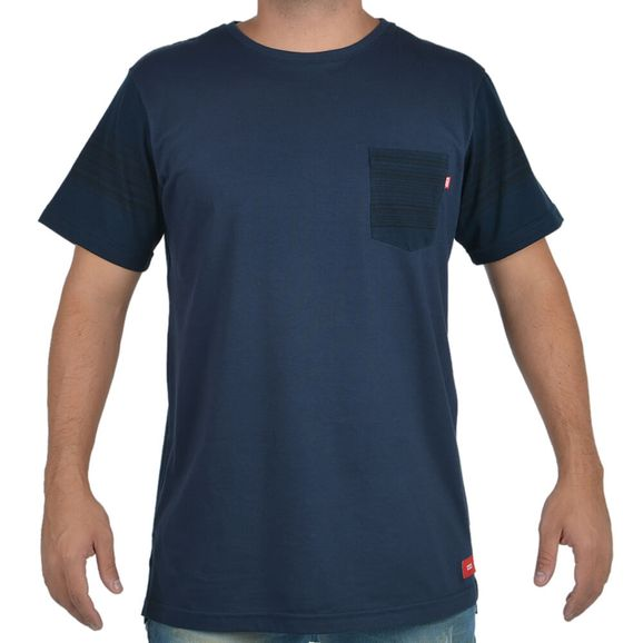 Camiseta-Globe-Pocket-Stripe-Flame-Tee