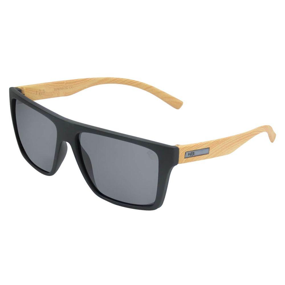 74f1a6d05181a Óculos Hb Floyd Matte Blk Wood - centralsurf