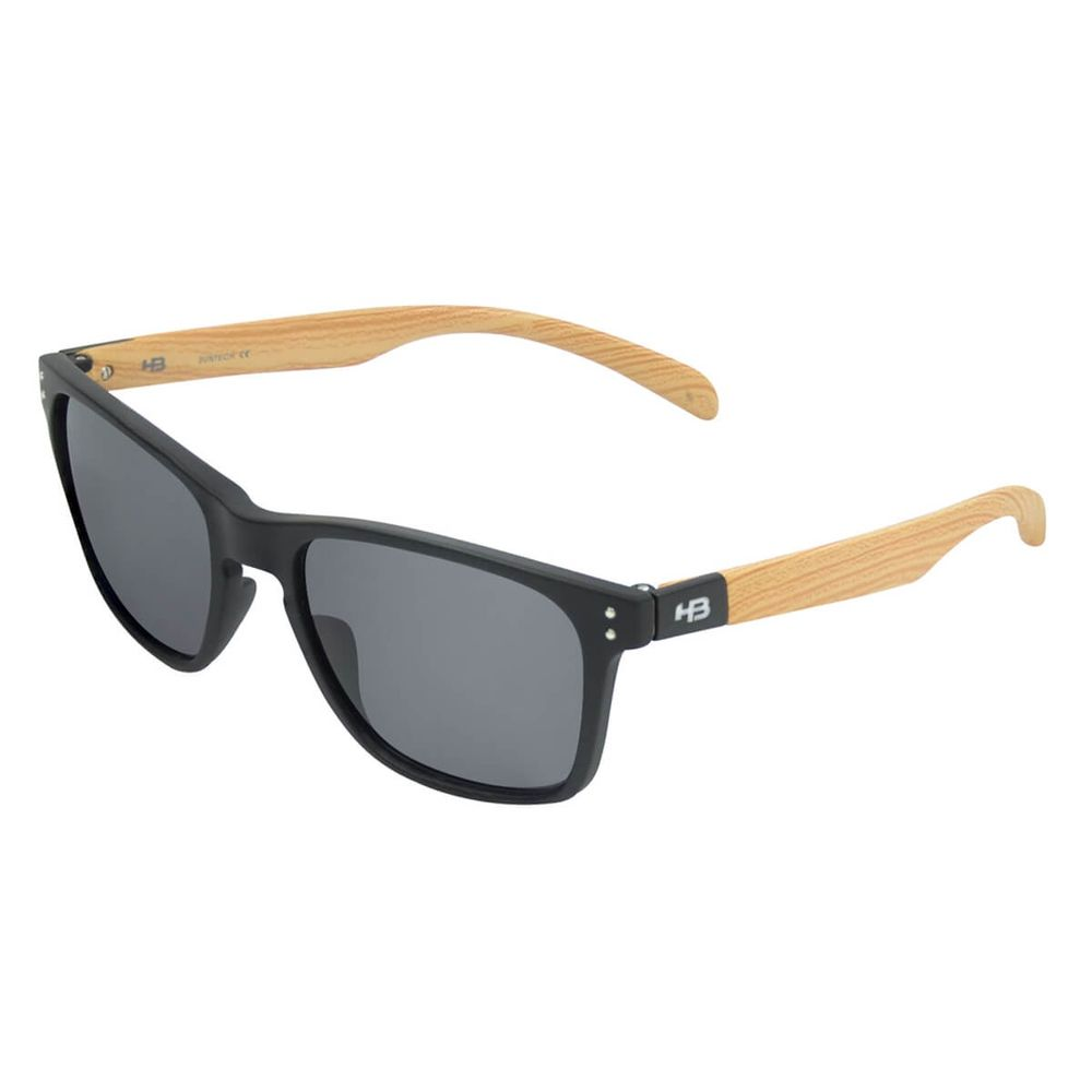 2f80e8480272d Óculos Hb Gipps Ii Matte Black Wood - centralsurf