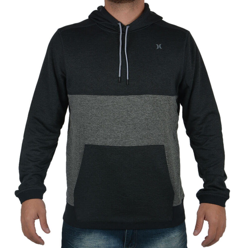 Moletom Hurley Dri Fit - centralsurf 7bbbe1addfc