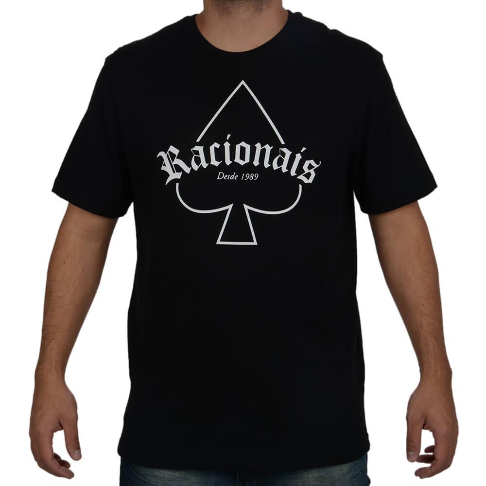 Camiseta Estampada Mcd Racionais - centralsurf 3f66bed2a10