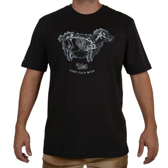Camiseta-Lost-Estampada-