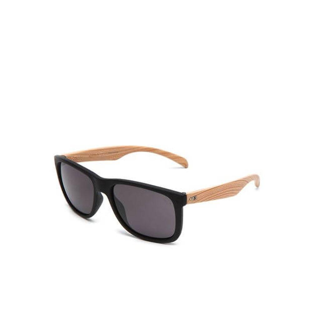 a460e2c6cc855 Óculos Hb Ozzie Matte Black Wood - centralsurf