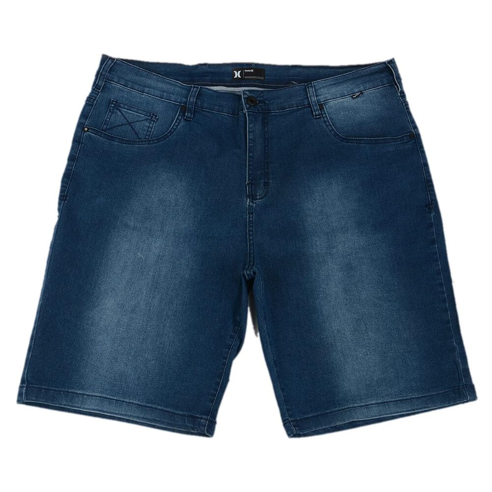 Bermuda Jeans Hurley Tamanho Especial - centralsurf 3a780916edd