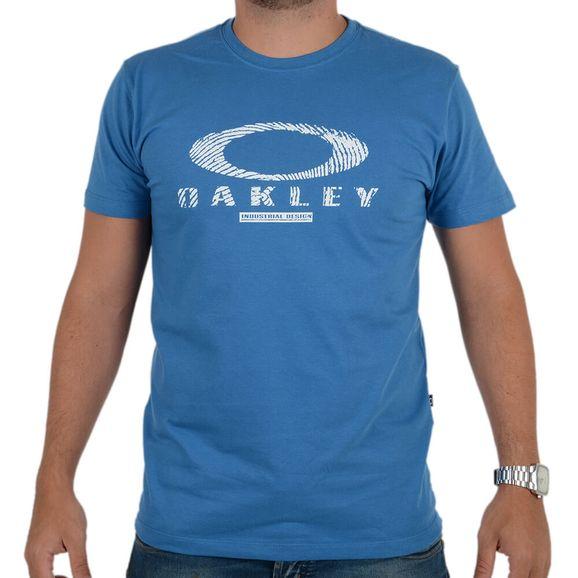 Camiseta-Oakley-Finger-Print-Logo-Tee
