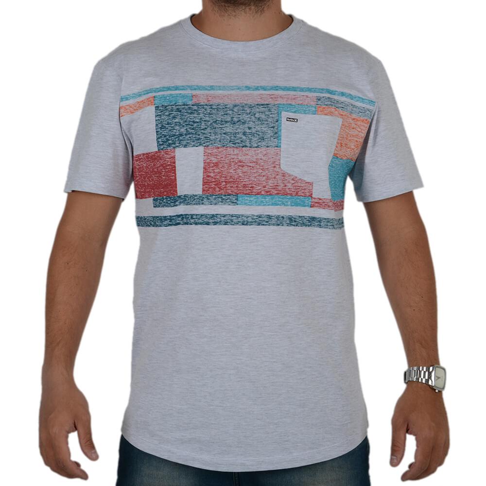 Camiseta Hurley Especial Shallow Lines - centralsurf fb83fe6232