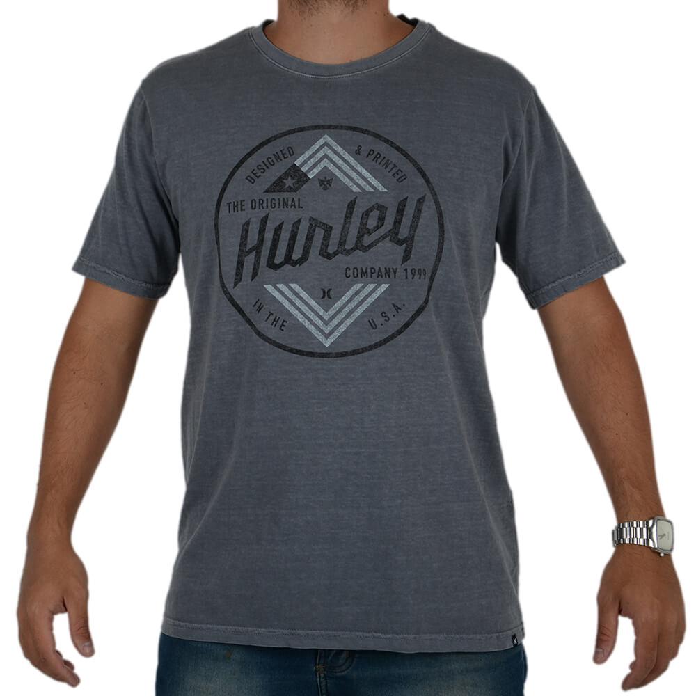 Camiseta Hurley Especial Scriptor - centralsurf 63405cdded3