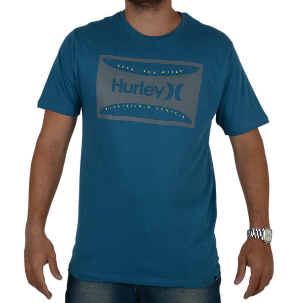 e26f36bd1d36b Camiseta Hurley Razor - centralsurf