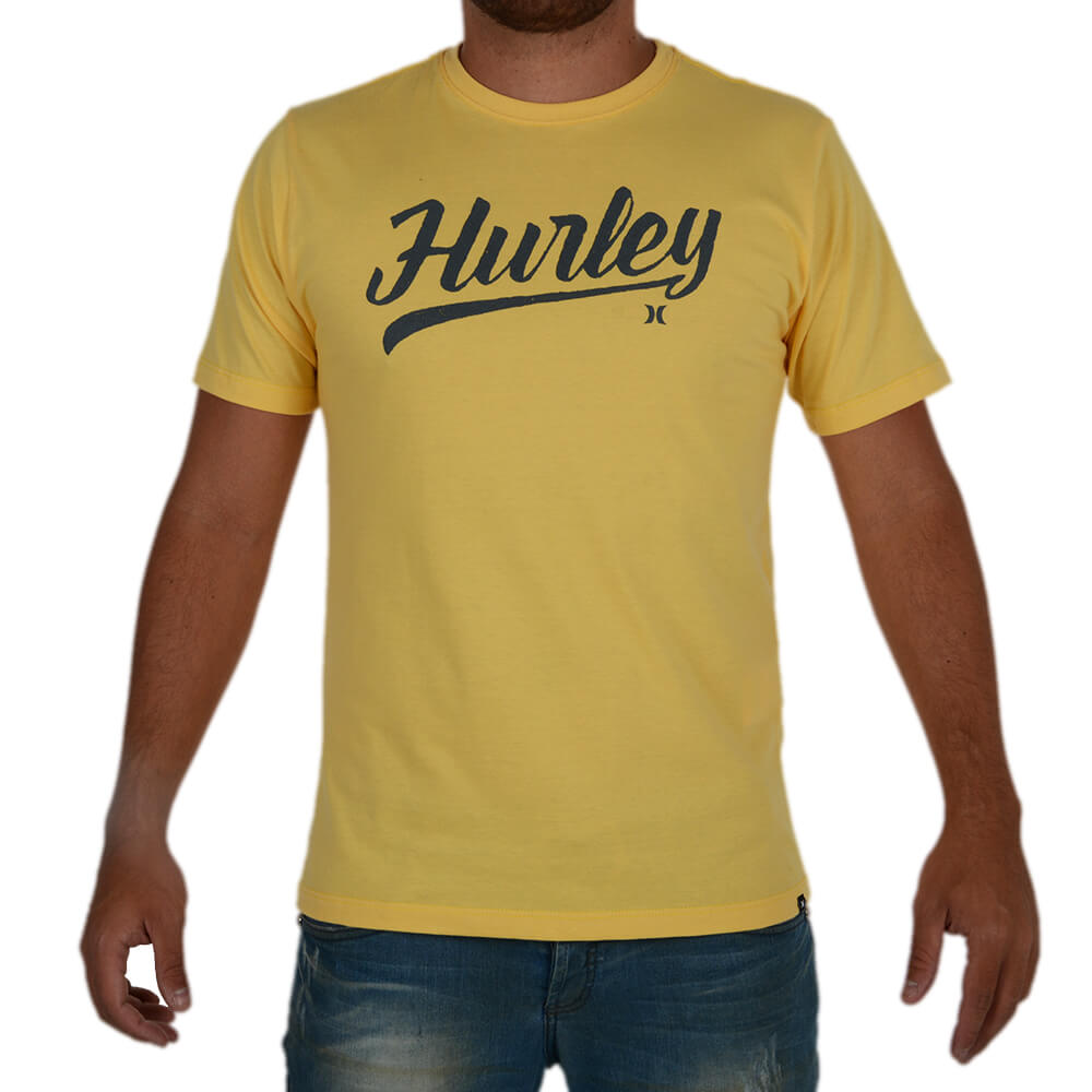 Camiseta Hurley Slugger - centralsurf 61378e9152