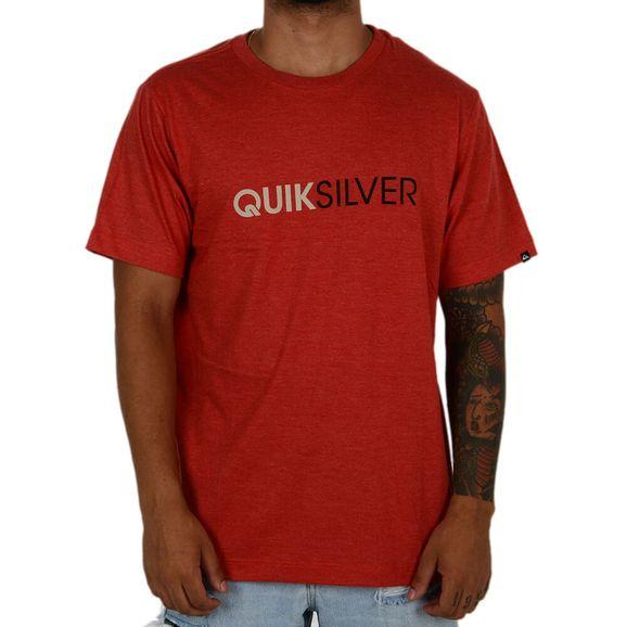 Camiseta Quiksilver Estampada - centralsurf 889b8e29c8