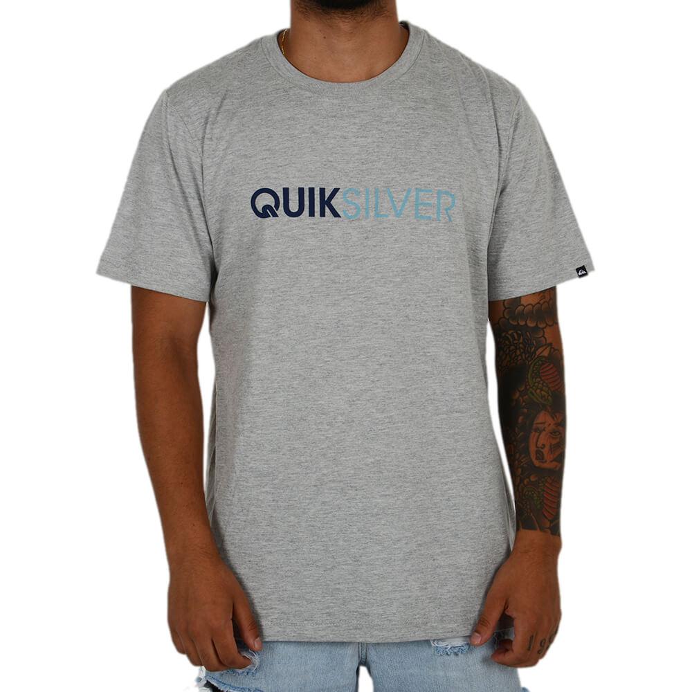 Camiseta Quiksilver Estampada - centralsurf ac90f93166