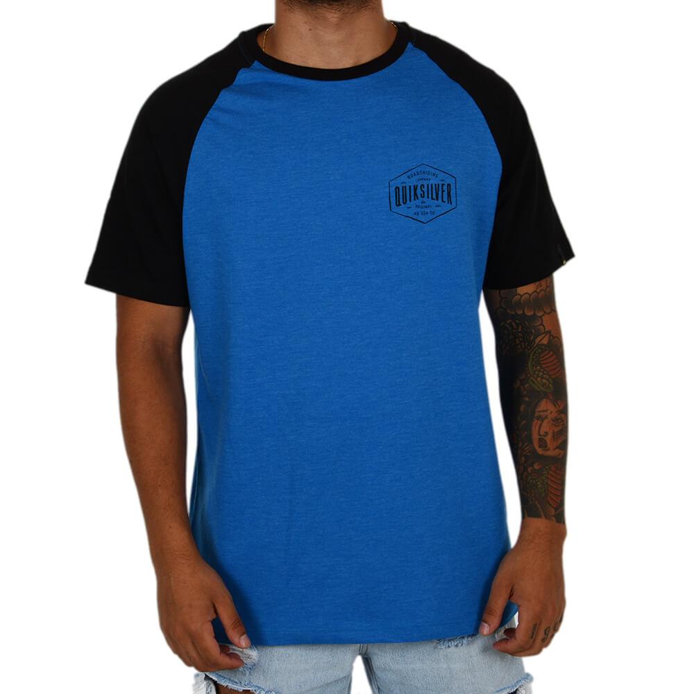 8dad7e435e6de Camiseta Quiksilver Especial - centralsurf
