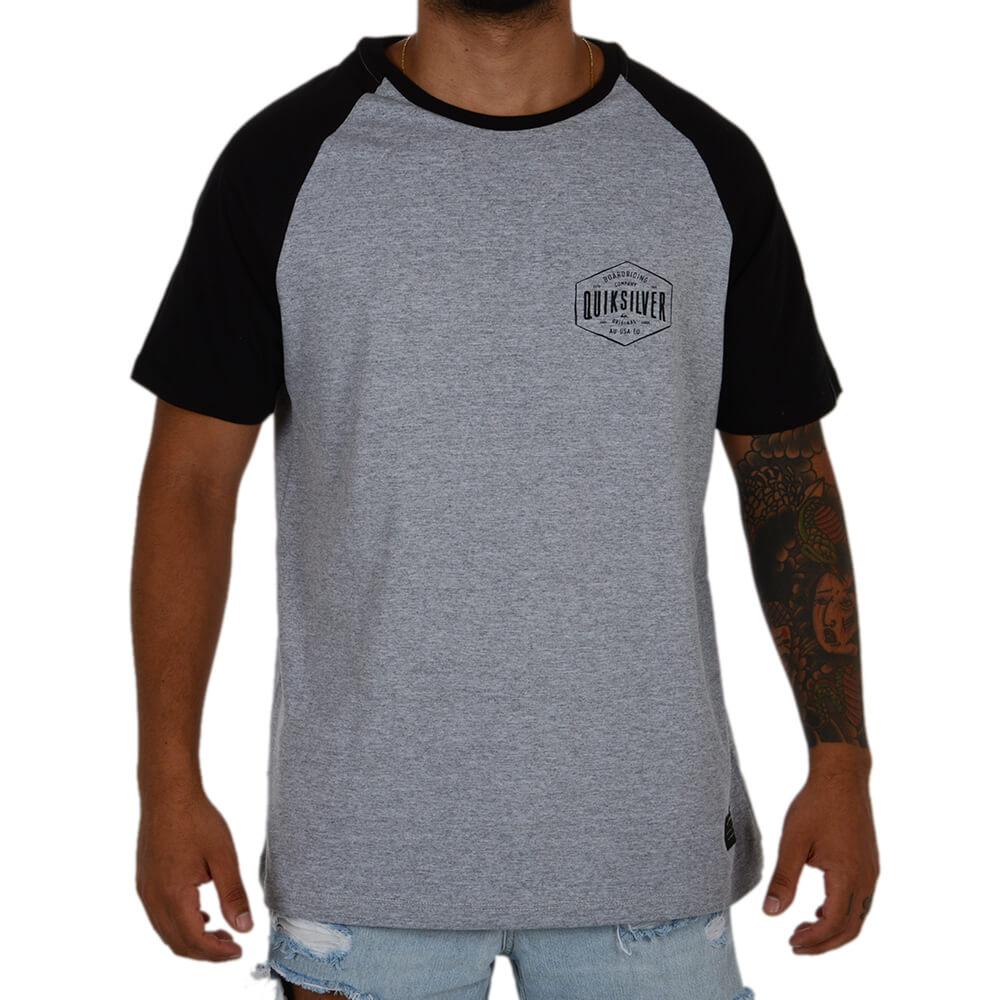 Camiseta Quiksilver Especial - centralsurf 5a328da0e8