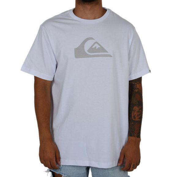 Camiseta Quiksilver Estampada - centralsurf b3946bfeef000