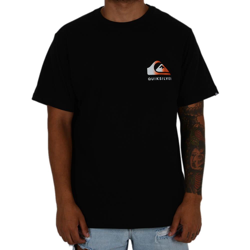 Camiseta Quiksilver Estampada - centralsurf 7f1afa0ebe