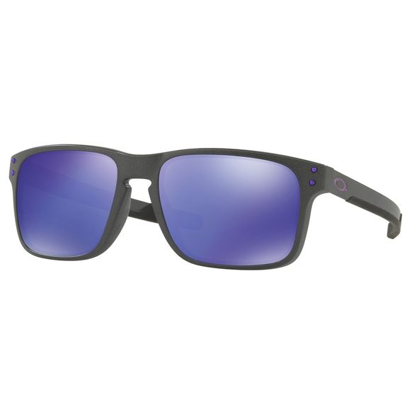 Oculos-Oakley-Holbrook-Mix-Steel-W--Violet-Iridium