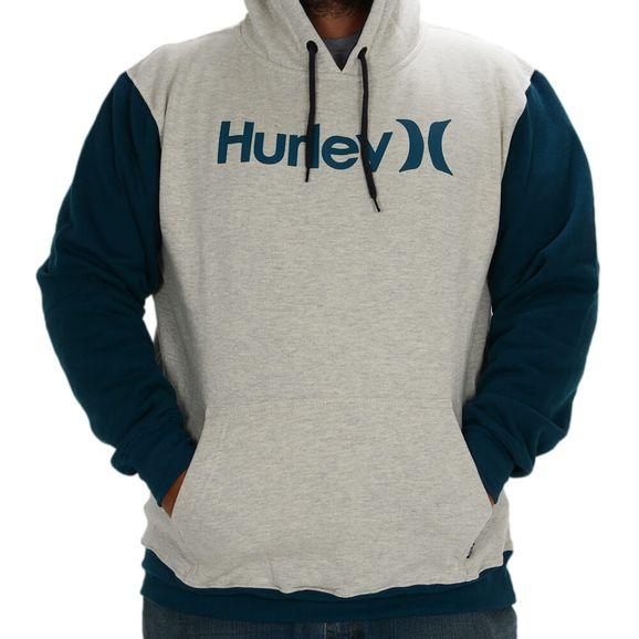 Moletom Hurley Tamanho Especial - centralsurf 4795b745cc0