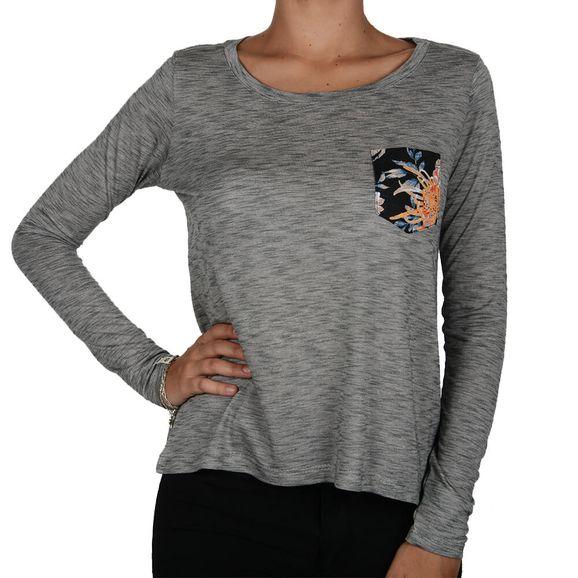 b32e138431 Central Surf - Camiseta Volcom Estampada Tamanho Especial - Branca