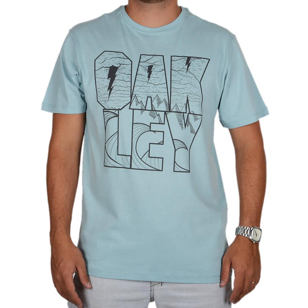 Camiseta Oakley Estampada - centralsurf 8e05d132103d7