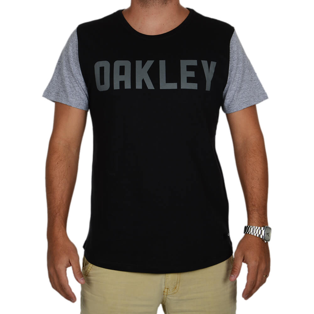 01f4c760827c2 Camiseta Oakley Especial Mod O-lettering - centralsurf