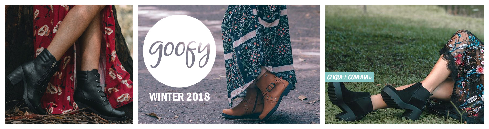 Coleção INVERNO 2018 GOOFY