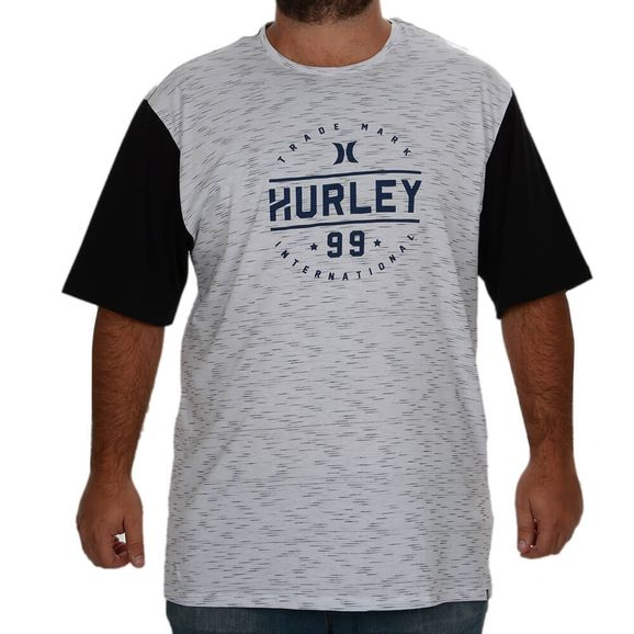 Camiseta--Hurley-Tamanho-Especial