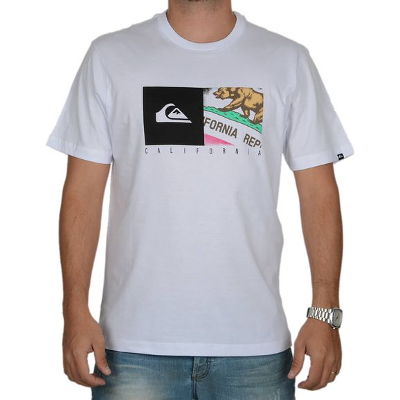 Camiseta--Quiksilver-Estampada