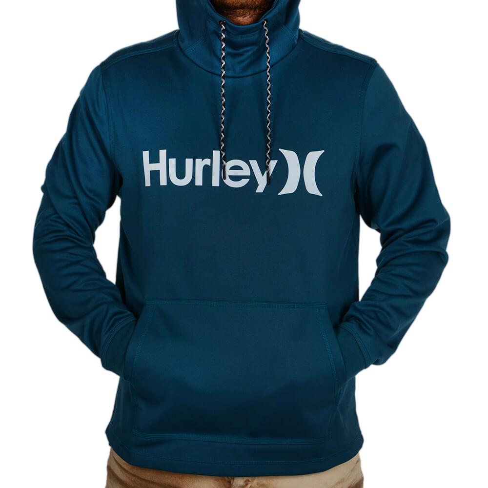 23d94897aa8e4 Moletom Hurley Impermeável - centralsurf