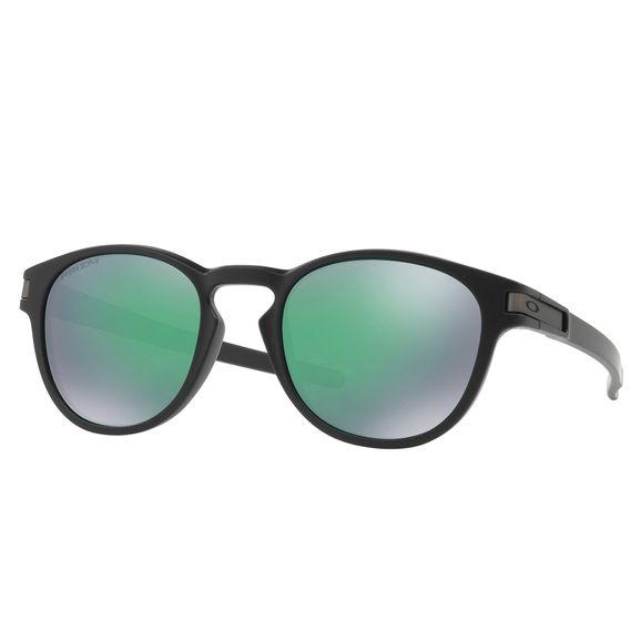Oculos-Oakley-Latch-Matte-Black-W-prizm-Jade